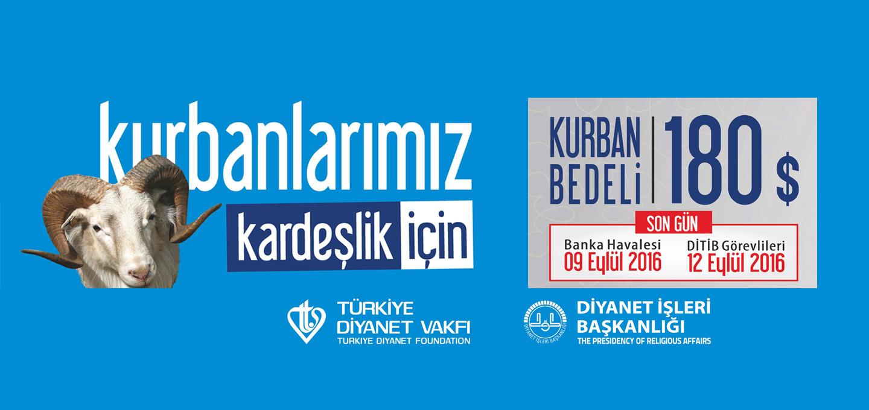 2016 Kurban DCA