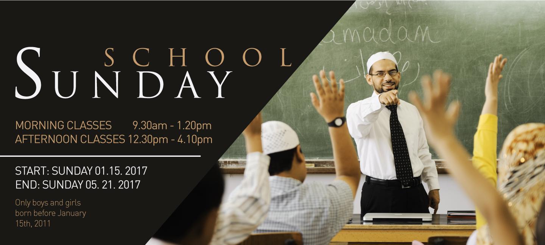 Sunday School (5.Term)