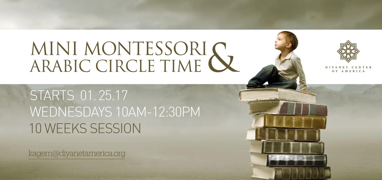 Mini Montessori & Arabic Circle Time