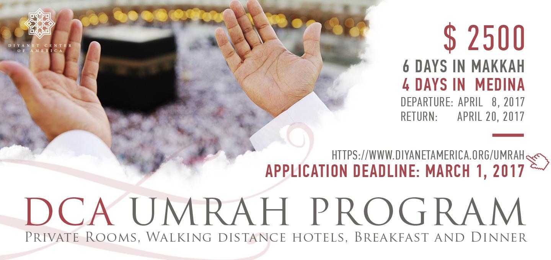 2017 Spring Umrah Tour