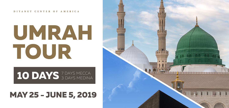 2019 Ramadan Umrah