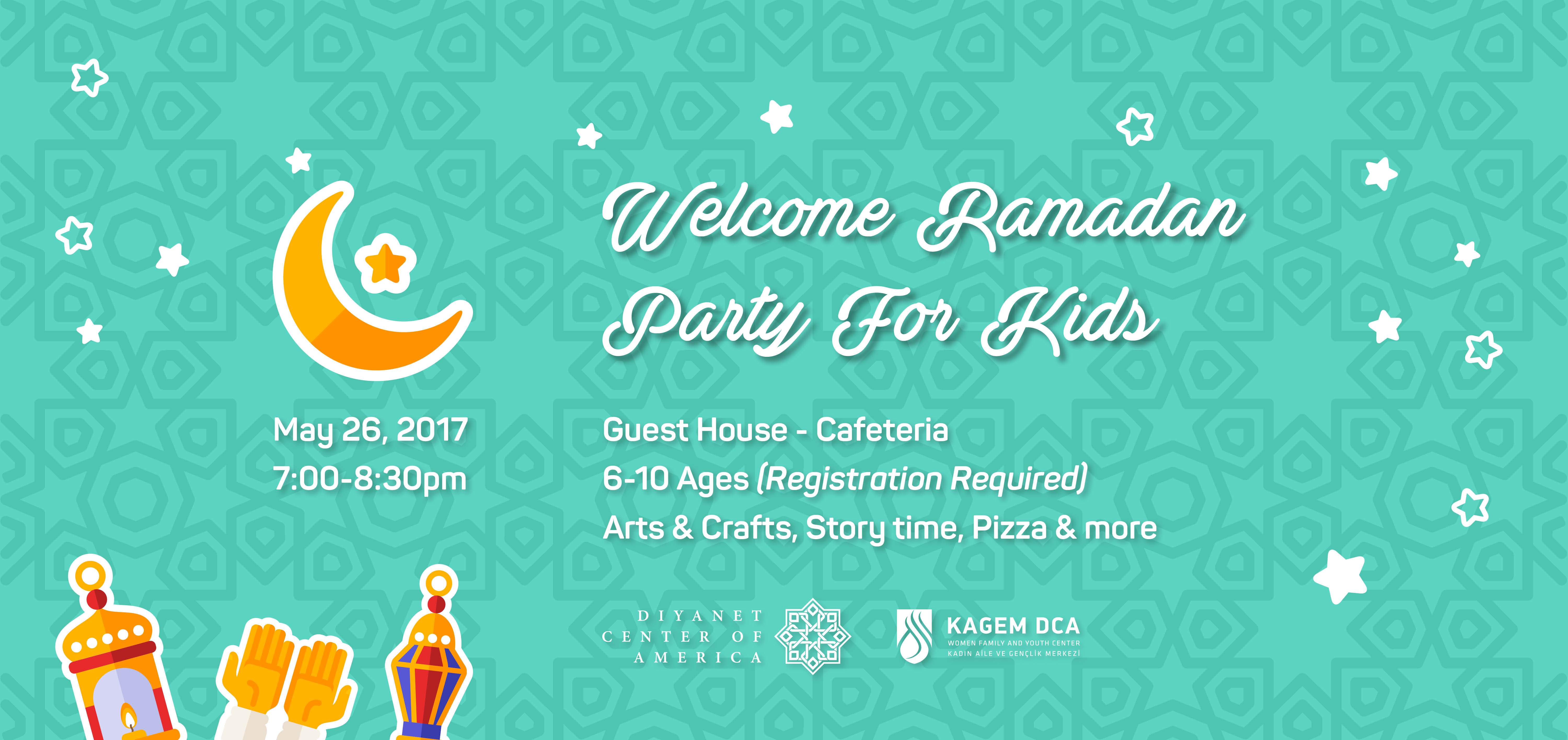 Ramadan Party - SOLD OUT