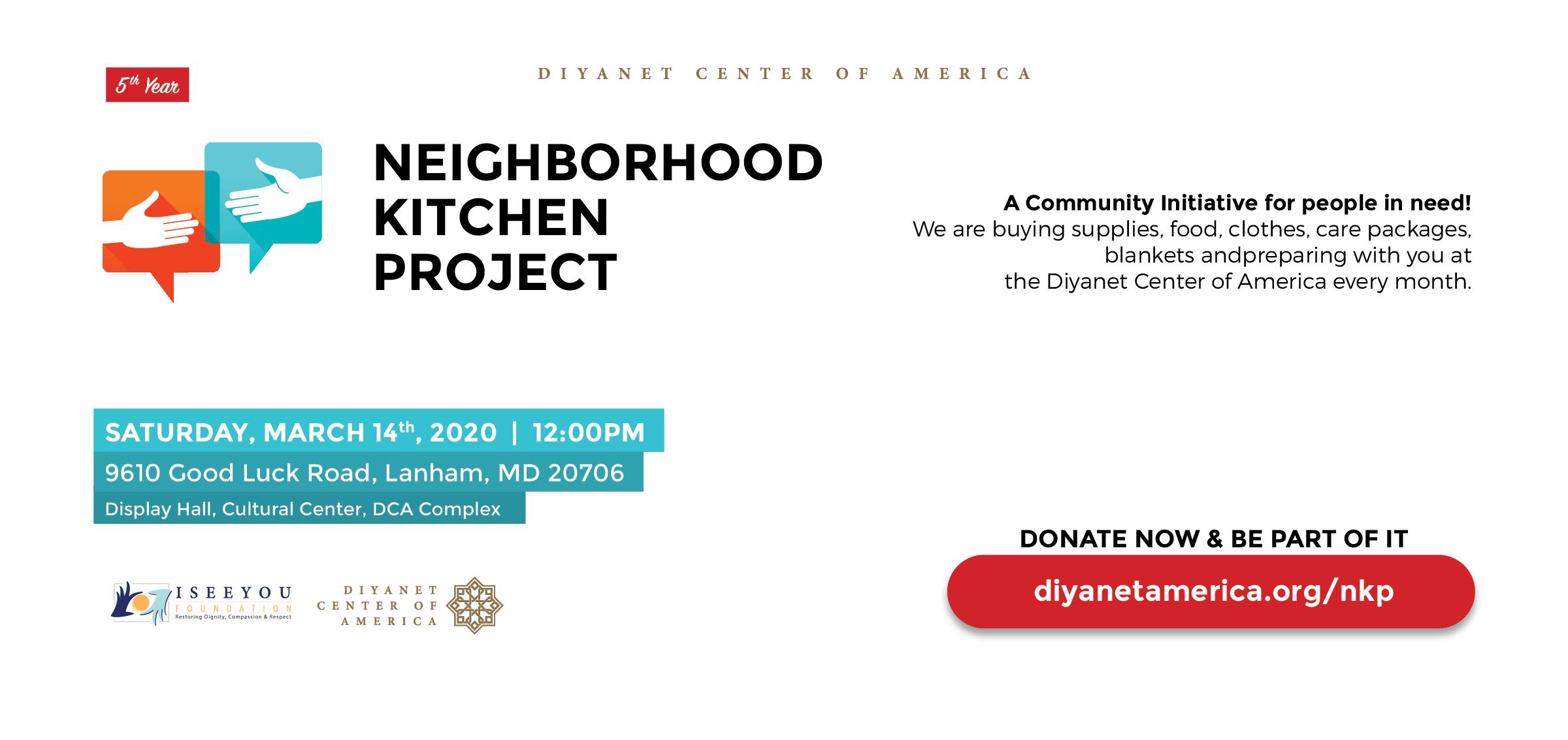 Neighborhood Kitchen Project