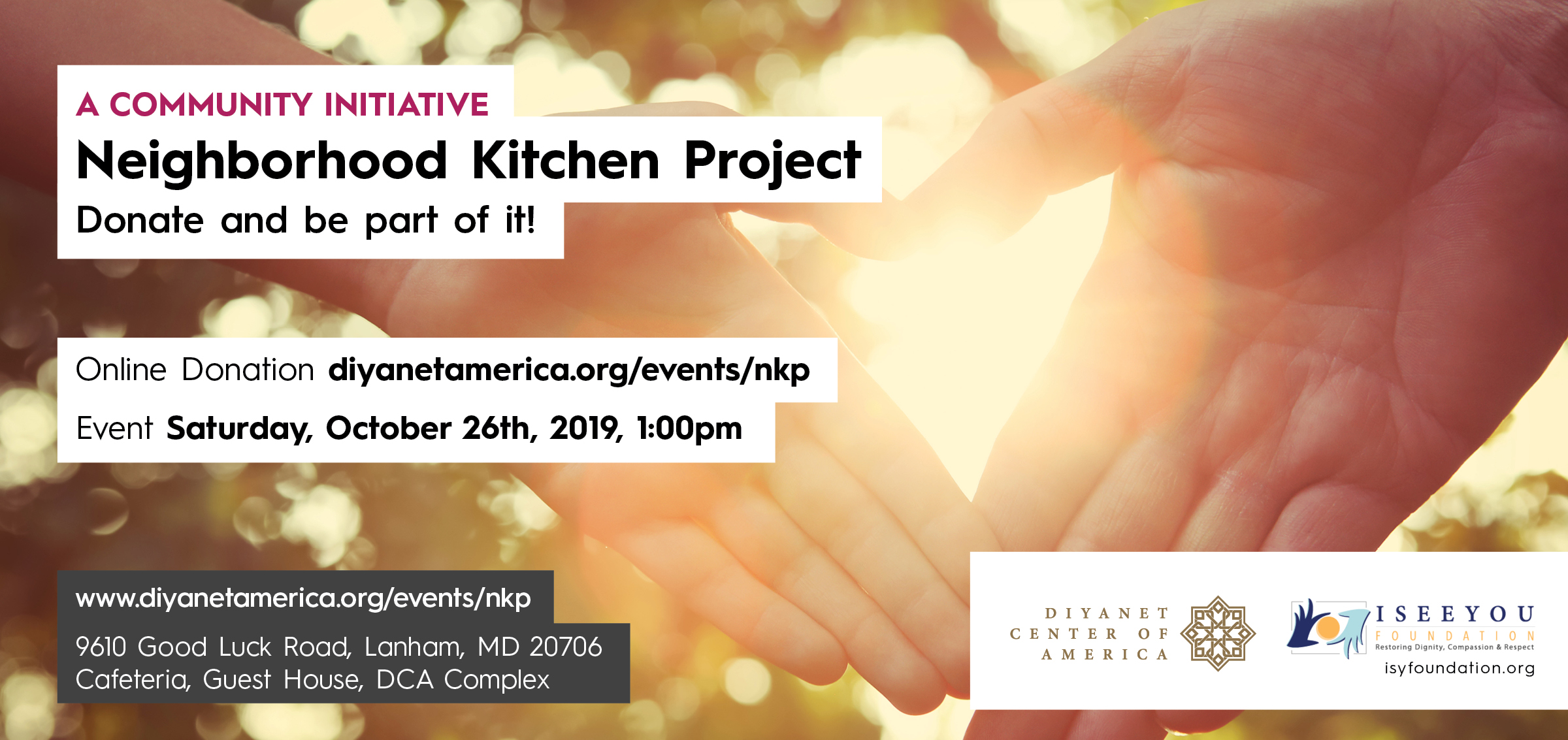 Neighborhood Kitchen Project