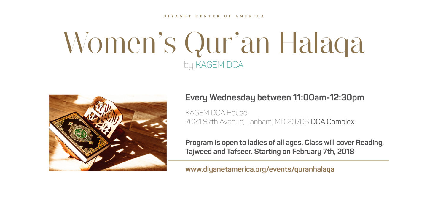 Women's Qur'an Halaqa
