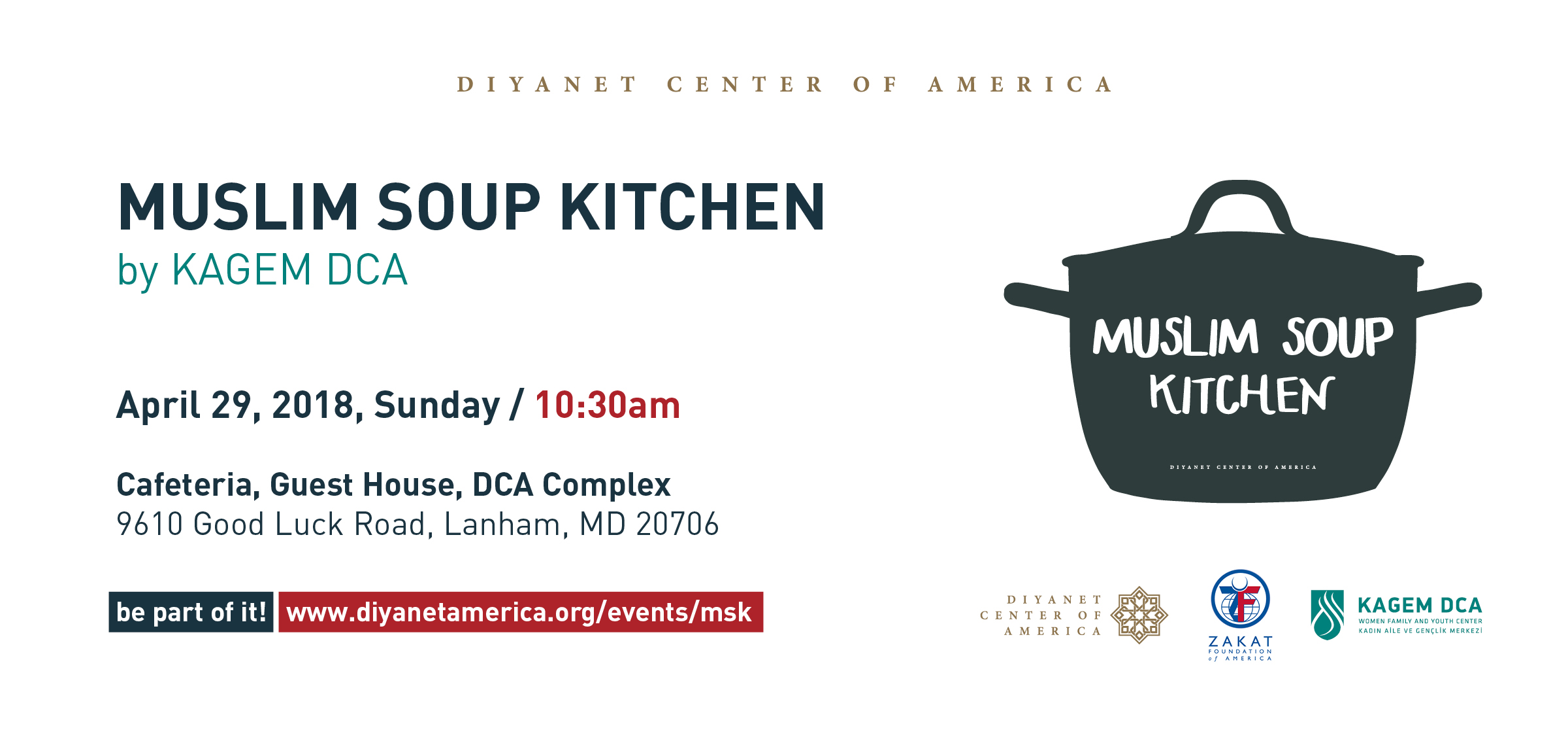 National Muslim Soup Kitchen Project