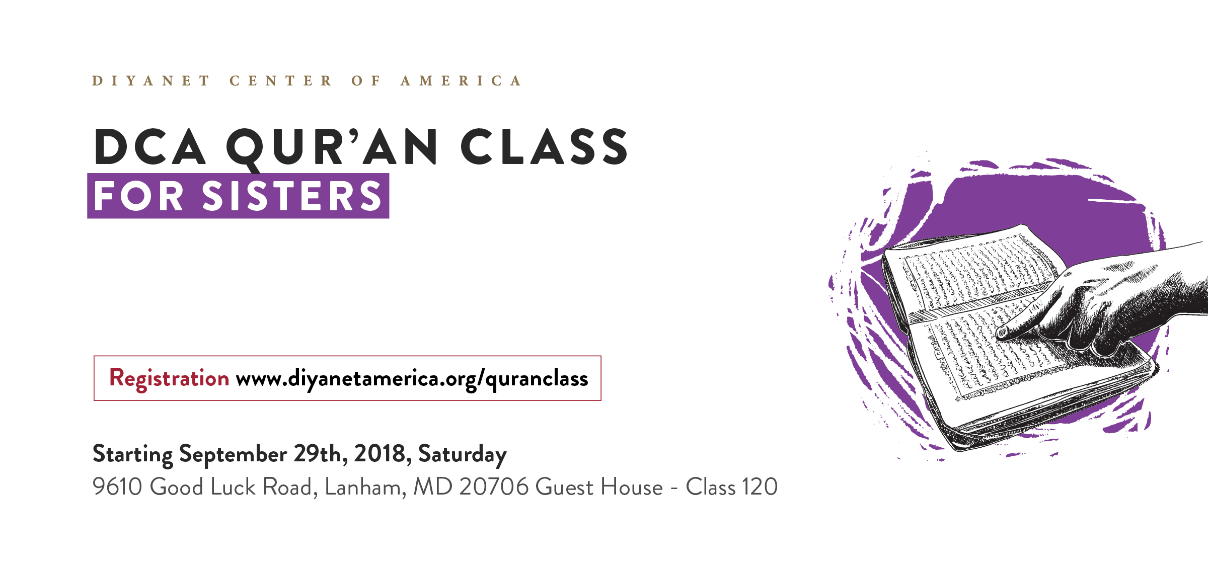 Qur'an Class for Sisters