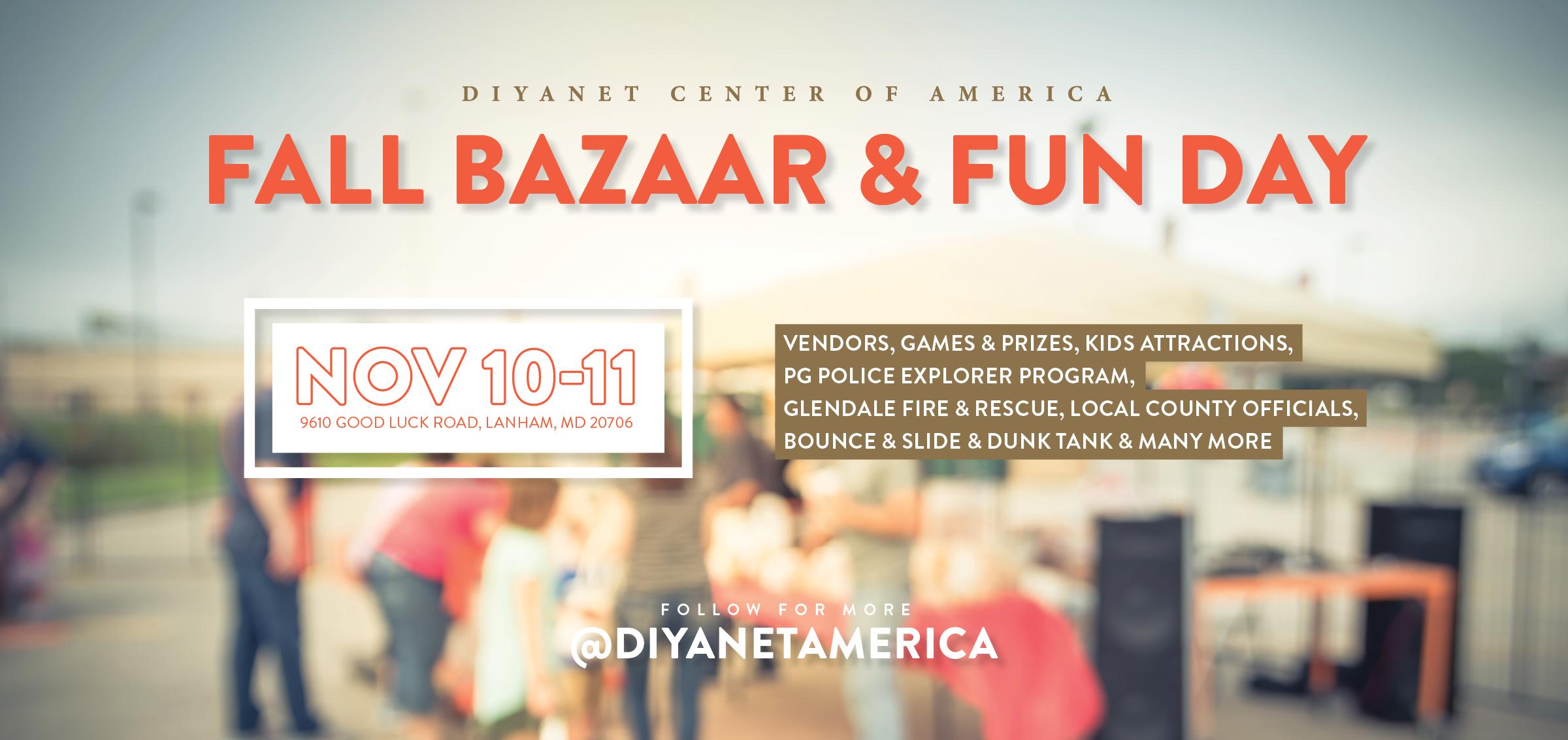 Fall Bazaar & Fun Day