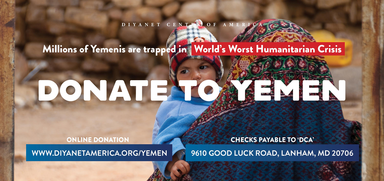 Donate to Yemen