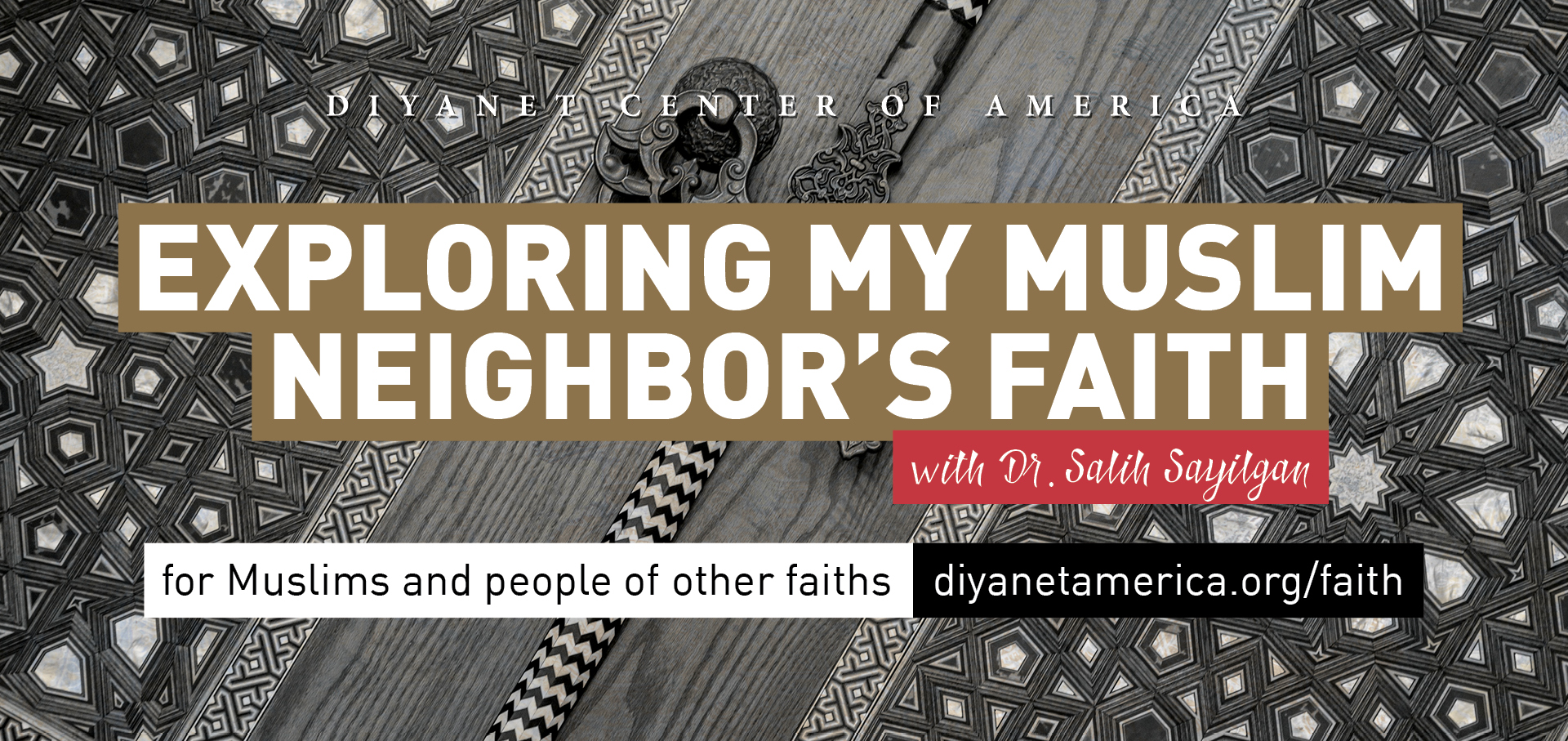 Exploring My Muslim Neighbor's Faith