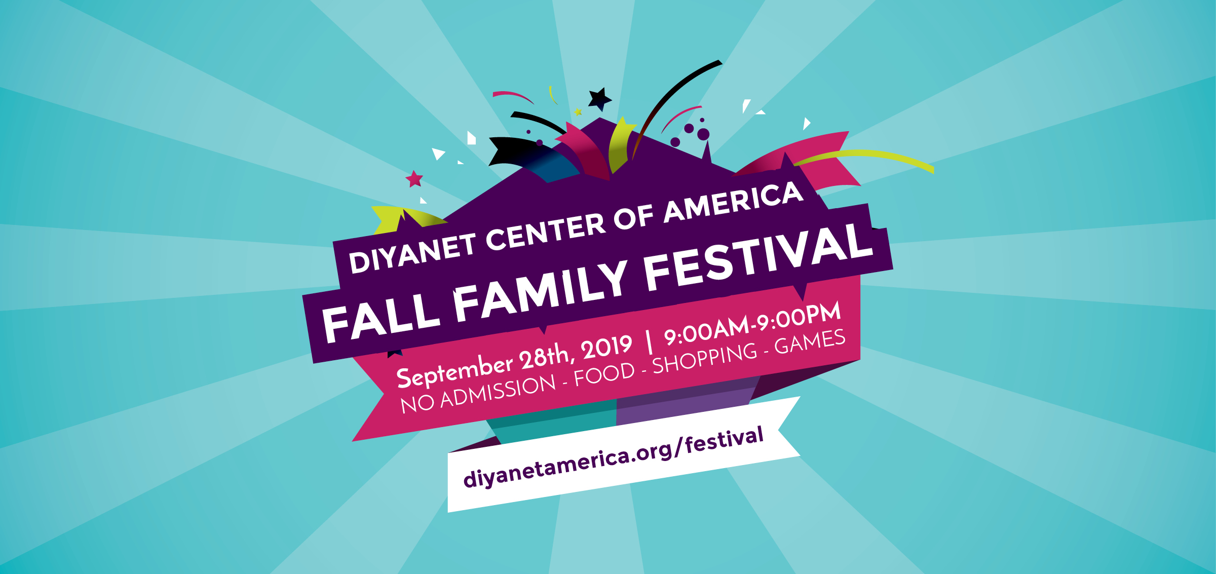 DCA Fall Family Festival & Community Bazaar