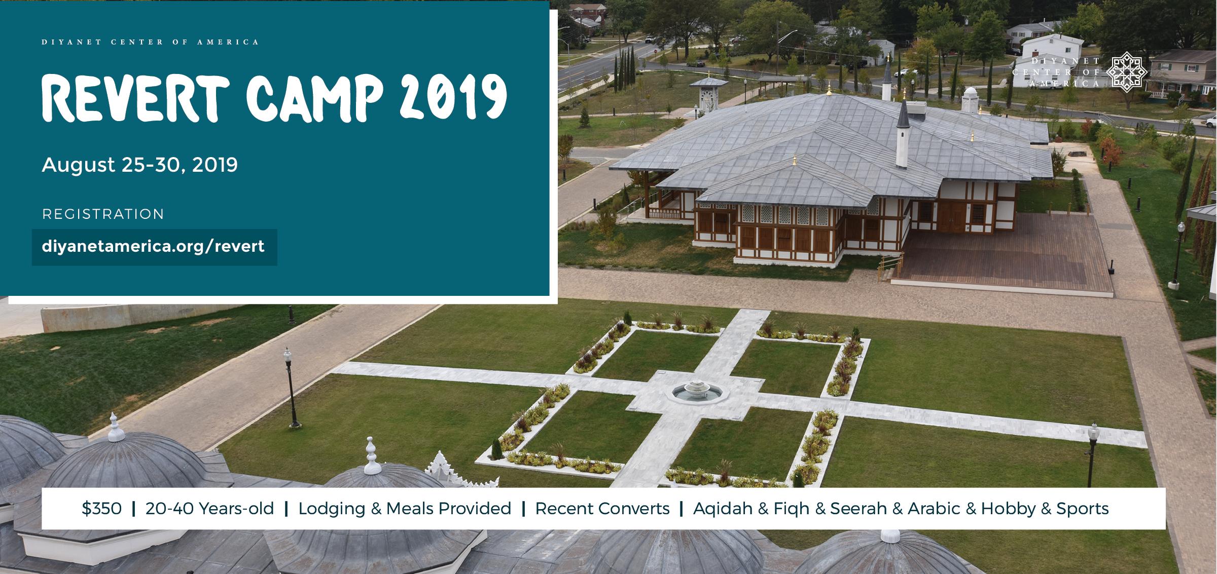 Revert Camp 2019