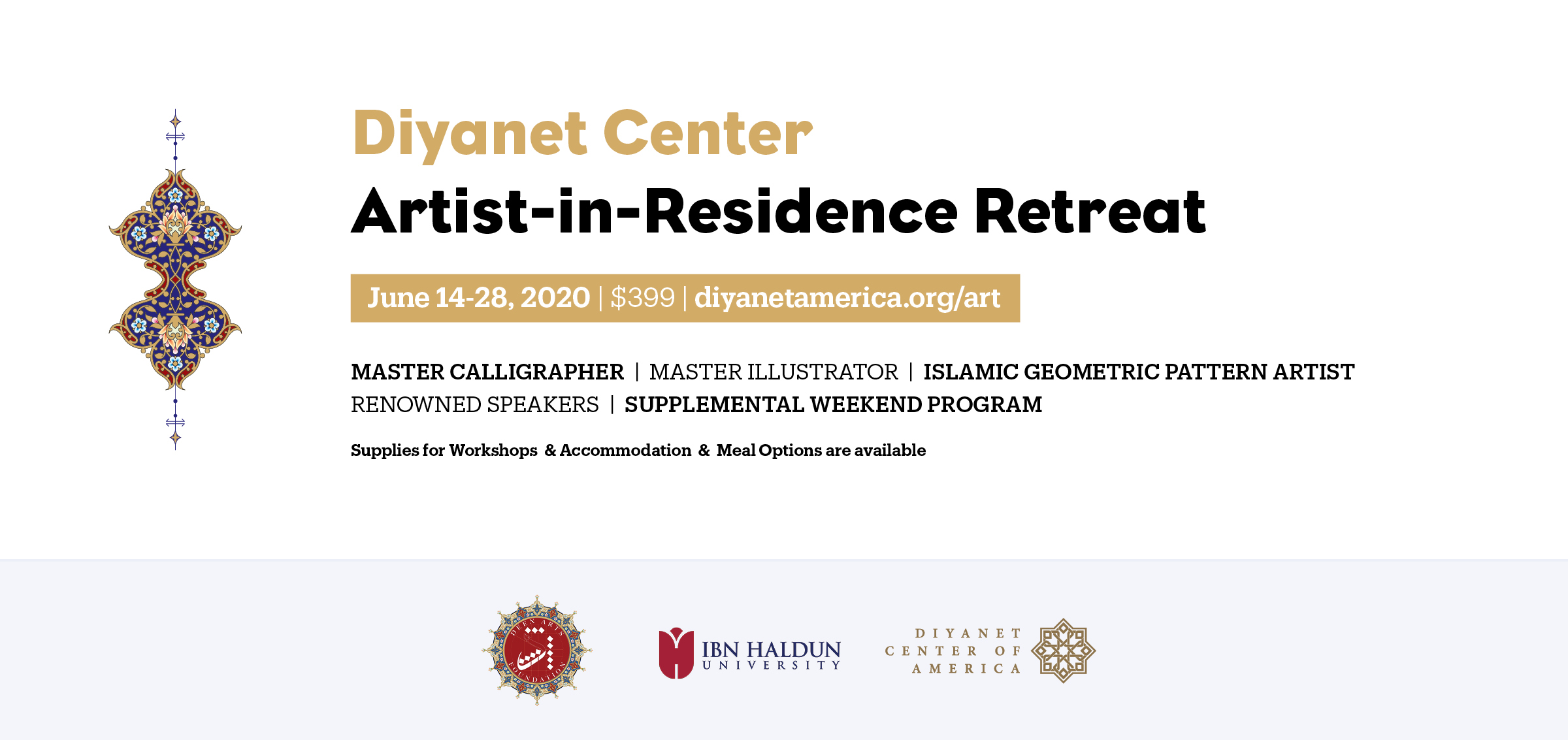 Artist-in-Residence Retreat