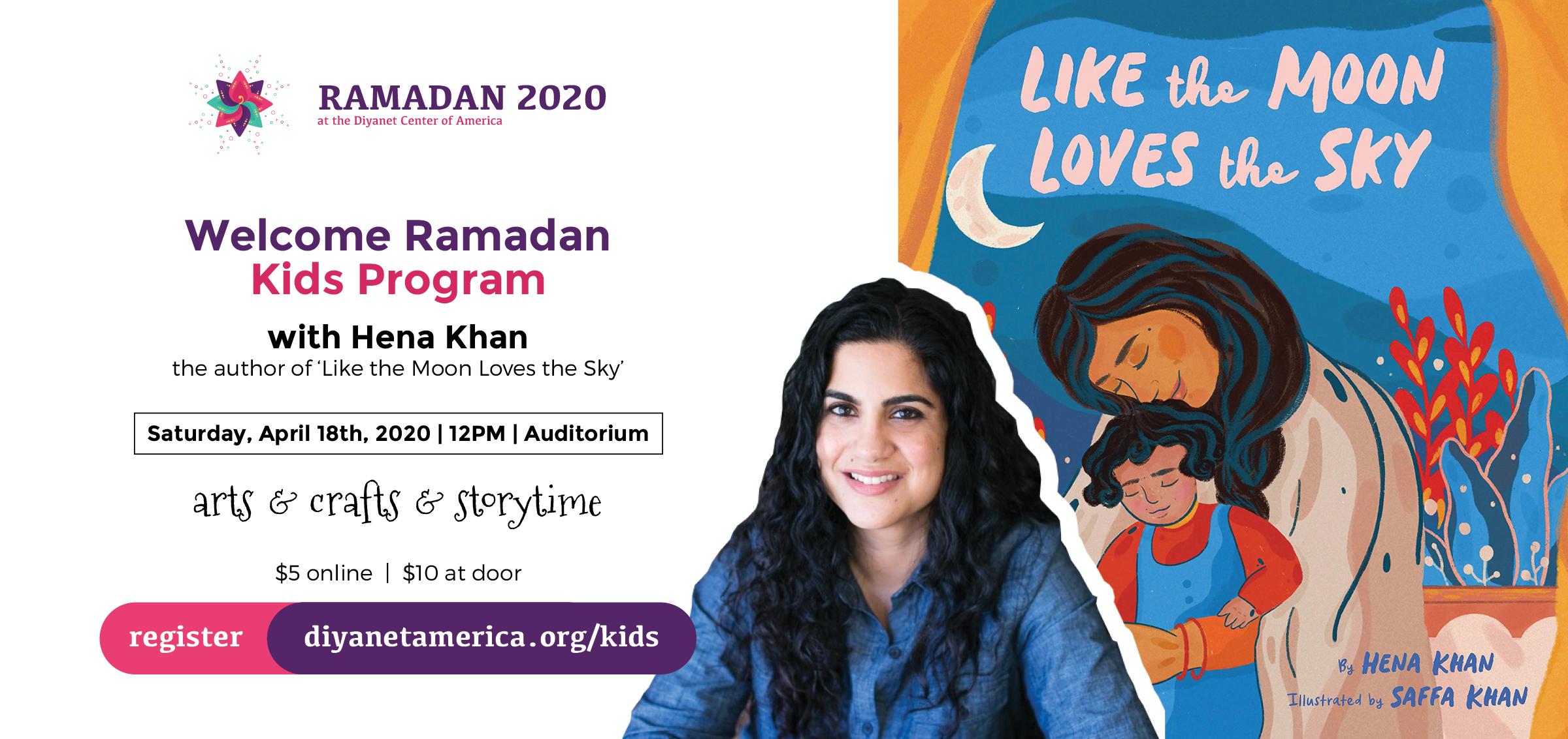 Welcome Ramadan Program - DCA Ramadan 2020